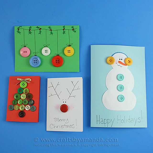 cartão de natal personalizado