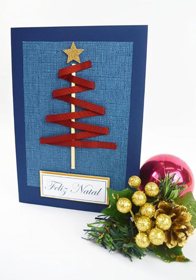 cartão de natal para imprimir