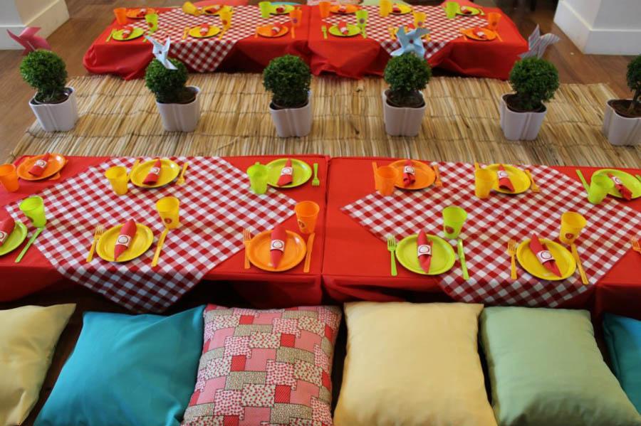 temas de festa infantil criativos