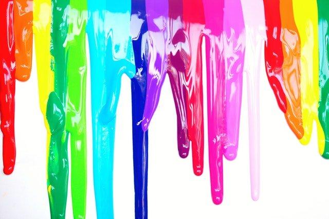 tinta para artesanato