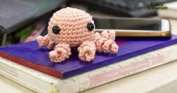 Amigurumi Passo a Passo – Como Fazer um Polvo de Crochê