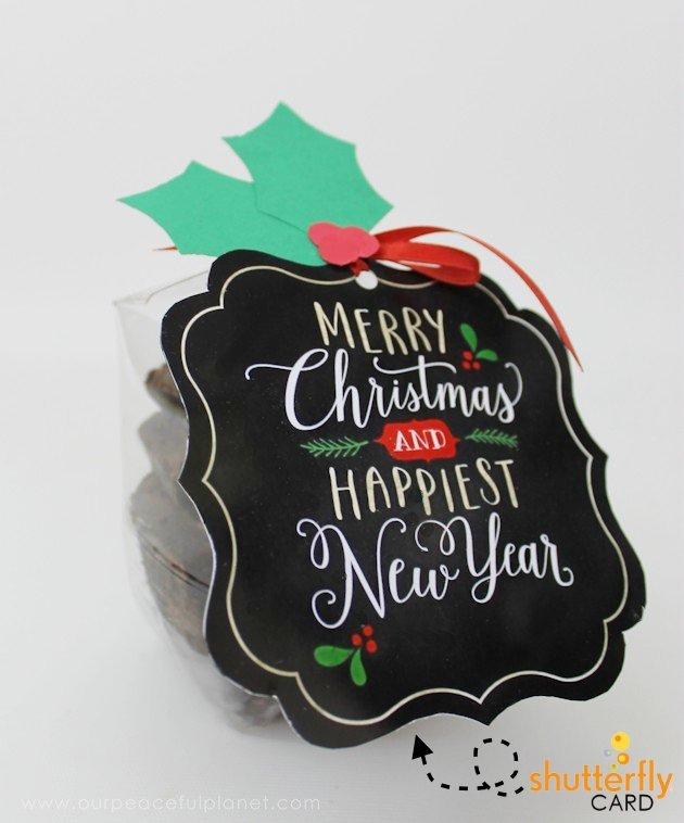 caixinha natalina