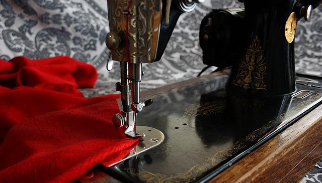 como aprender a costurar