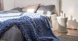 Maxi Crochê – Aprenda Como Fazer Manta com Fio de Malha
