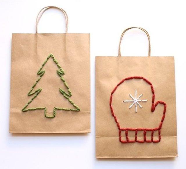 sacola de papel personalizada