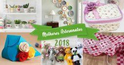 Top 10 Melhores Artesanatos de 2018 | Revista Artesanato