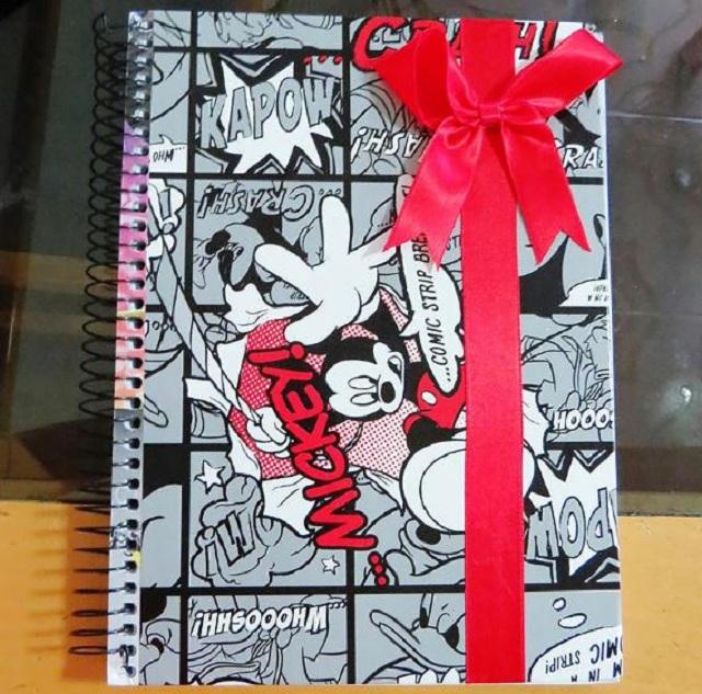Cadernos Personalizados 23 Ideias Incríveis Para Se