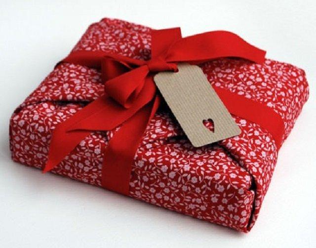 embalagem para presente natal