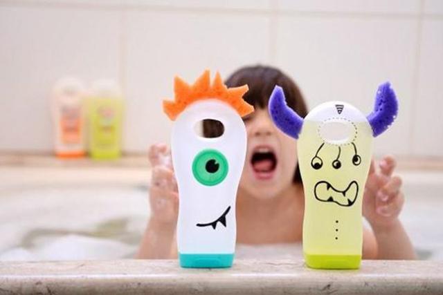 artesanato com embalagens de shampoo vazias