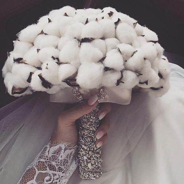 como fazer buquê de noiva