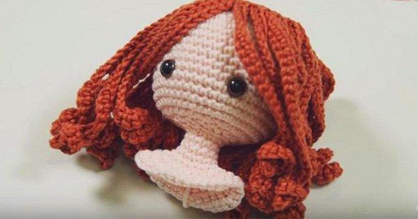 Boneca de crochê: +40 ideias com amigurumi fantásticas ... | 315x600