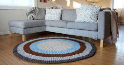 Como Utilizar Tapetes de Corda para Mudar o Visual da Casa