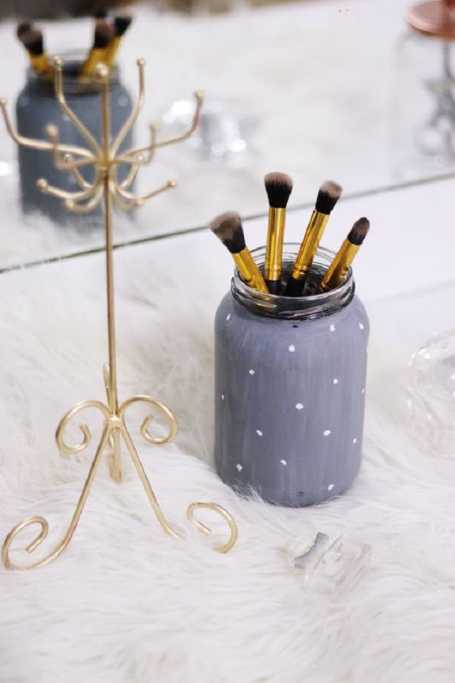 vidros decorados com tinta