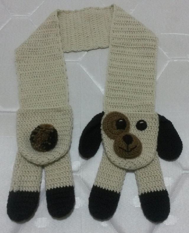 como fazer cachecol de crochê passo a passo