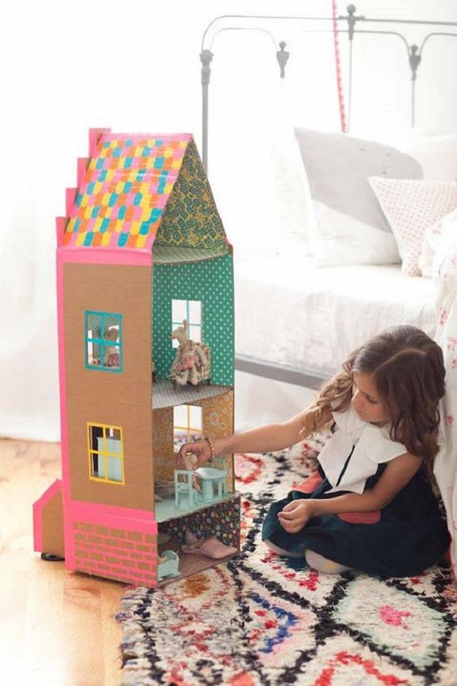 brinquedos com material reciclado