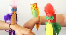 Brinquedos com Material Reciclado: 48 Modelos com Passo a Passo