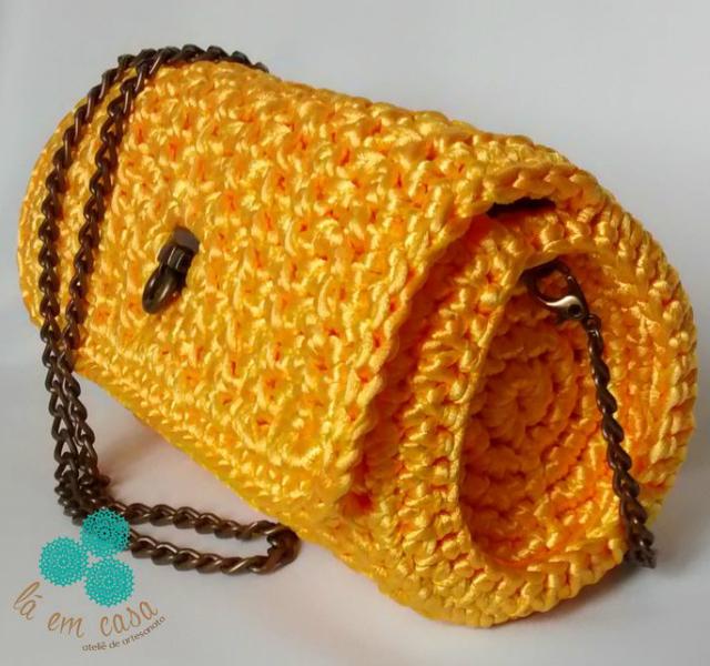 8a4e72080 Instagram como fazer bolsa de crochê Instagram · Dicas de mulher · Elo7 ...