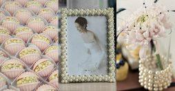 Bodas de Pérolas: Decoração, Lembrancinhas +49 Fotos Inspiradoras