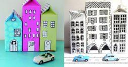15 Brinquedos de Papel Para Fazer nas Férias