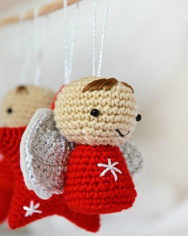 amigurumi para o natal