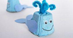 32 Ideias de Brinquedos Reciclados para Educação Infantil