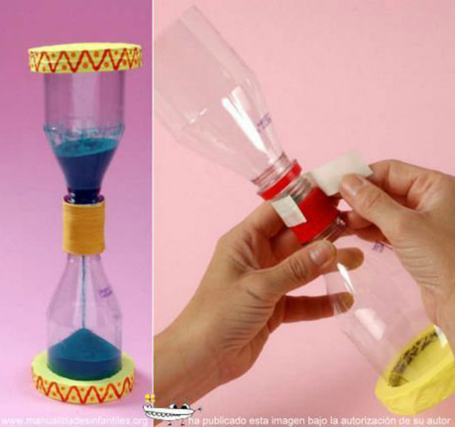 brinquedos reciclados para educação infantil