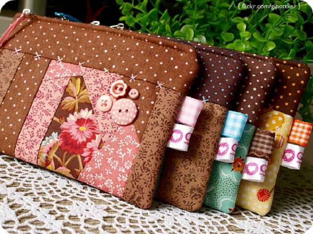 bolsa de patchwork