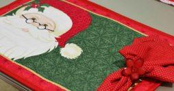 Artesanato em Patchwork para o Natal: 37 Ideias com Passo a Passo