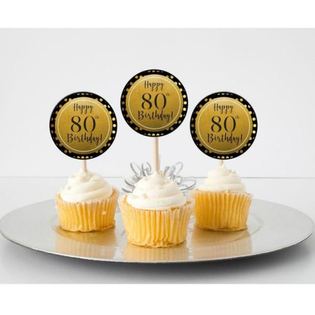 festa de 80 anos