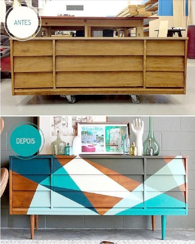 renovar móveis