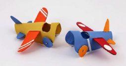 39 Brinquedos com Rolo de Papel Higiênico para Fazer em Casa