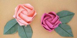 7 Modelos de Flor de Origami para Você Aprender a Fazer