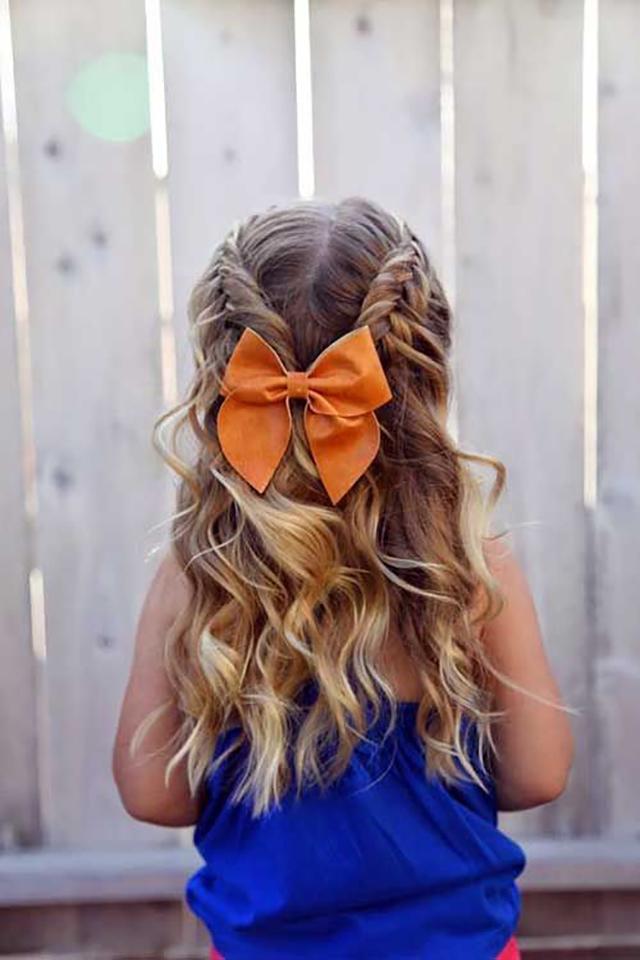 laços para cabelo