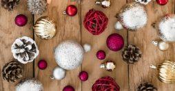 Bolas de Natal Personalizadas: 37 Modelos para Fazer em Casa