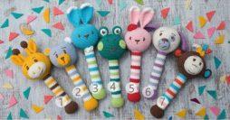 Brinquedos de Amigurumi: 36 Ideias Criativas e Receitas para Baixar