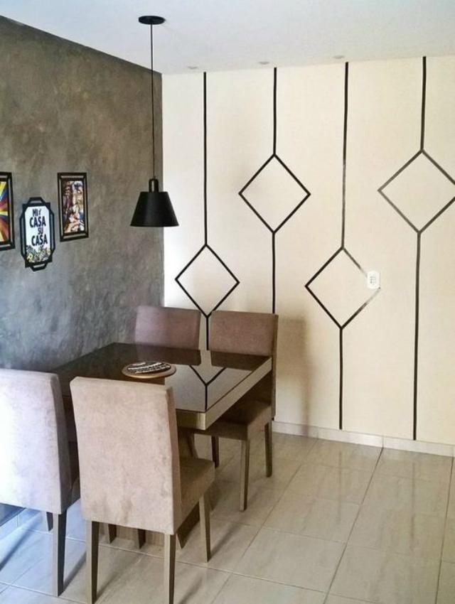 parede decorada