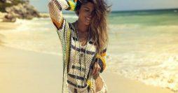 Saída de Praia de Crochê: 55 Modelos + Gráficos para Baixar