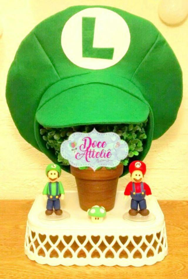 Chapéu do Luigi