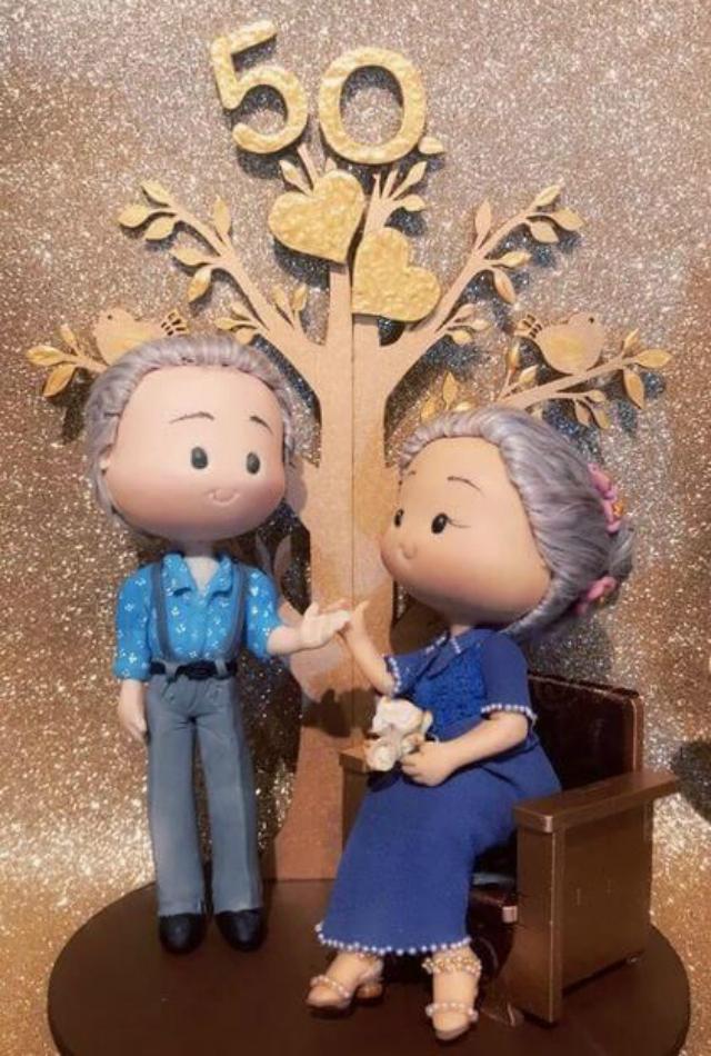 Biscuit bodas de ouro