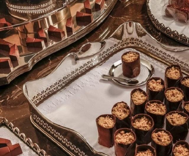 Doces para bodas de prata