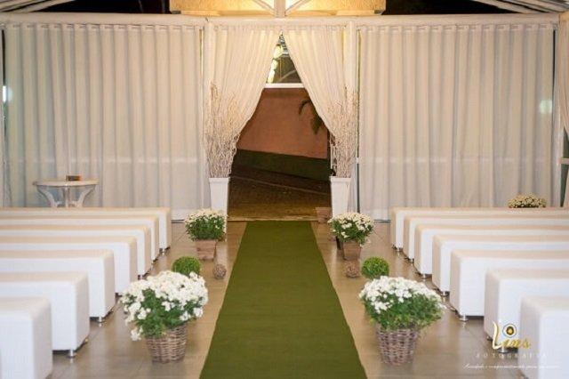Local para bodas de prata