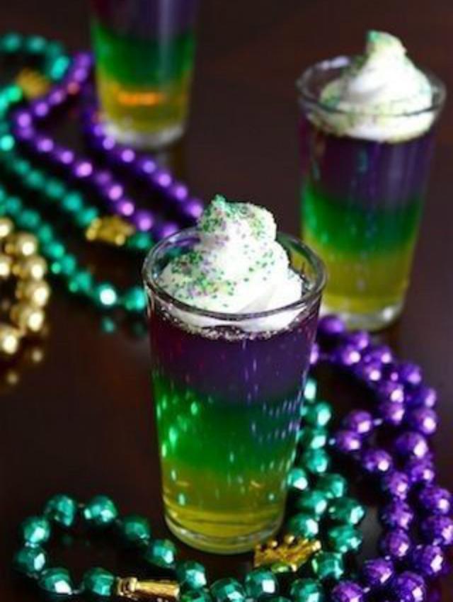 Drink colorido
