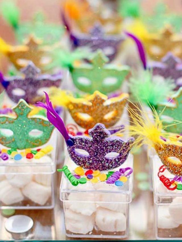 Lembrancinha para festa de carnaval