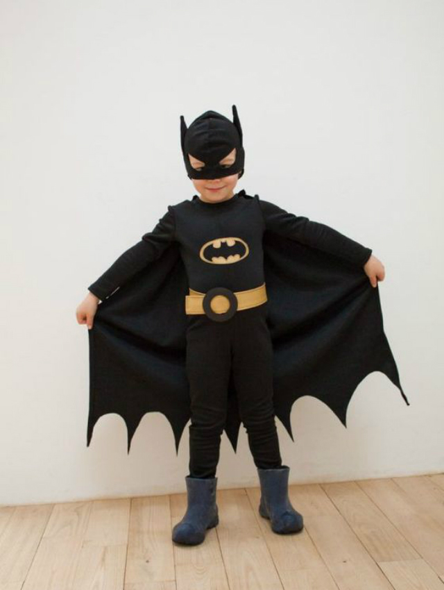 Fantasia Infantil do Batman