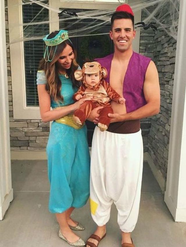 Fantasia em família Aladdin