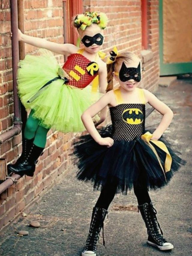 Fantasia Infantil Batgirl