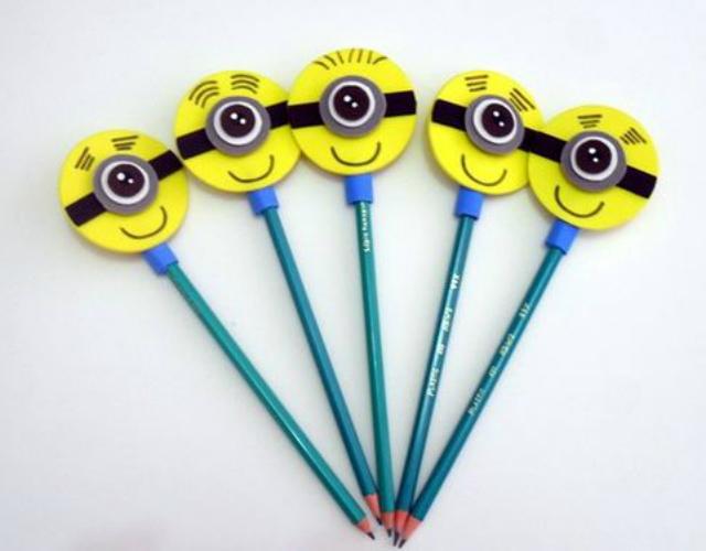 Ponteira de lápis minios