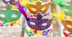 29 Ideias Lindas e Baratas para Decoração de Carnaval
