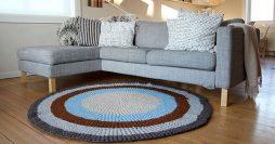 Tapete de Crochê: Detalhe Artesanal para Dar Aquele Charme à Sua Casa