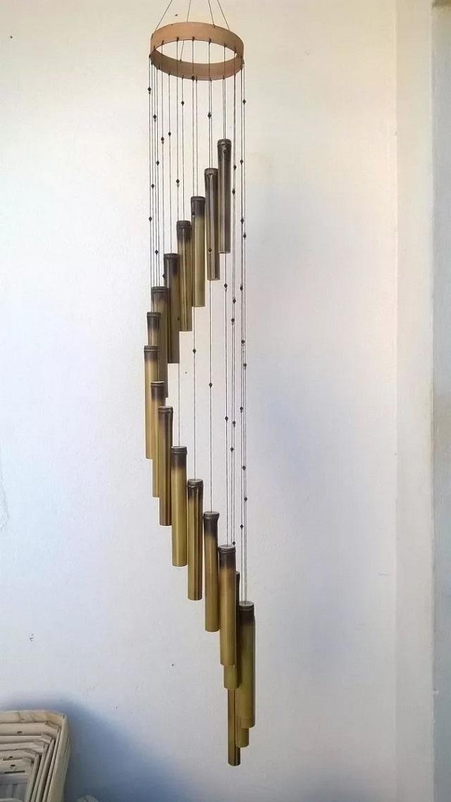 Sino dos ventos de bambu